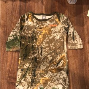 Great condition Cabela's camp onesie